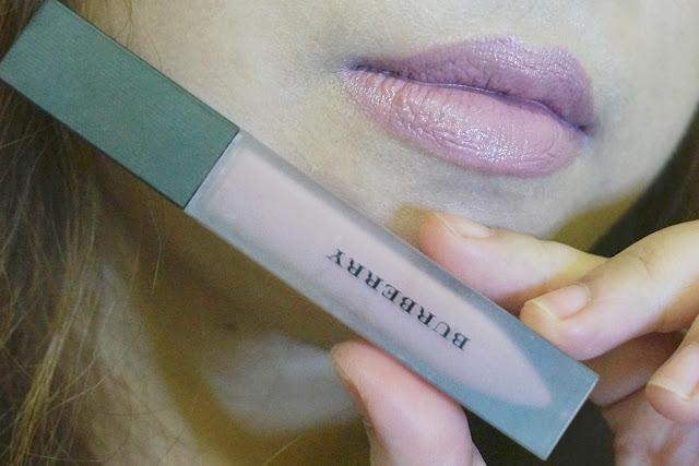 Burberry Liquid Lip Velvet in Fawn Rose No. 09