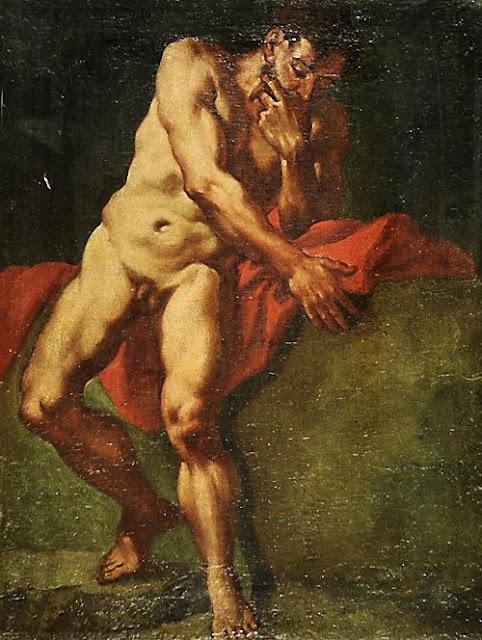 Обнажённый мужчина фото