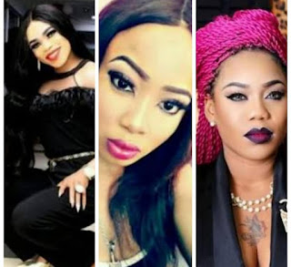 Update: Bobrisky unfollows Nina on Instagram because of her new friendship with his rival, Toyin Lawani
