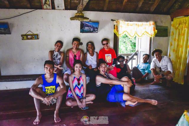 CHAVAYAN VILLAGE AT SABTANG ISLAND IN BATANES