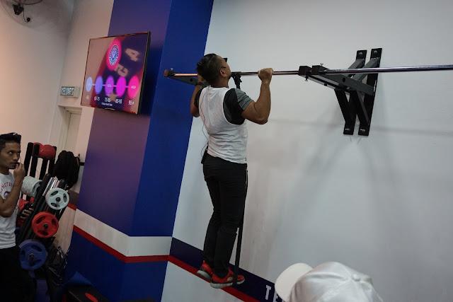 f45 training ampang