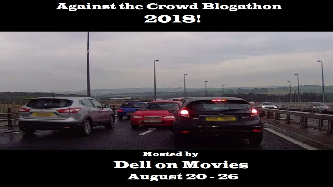 Dell On Movies Announcement Against The Crowd Blogathon 2018