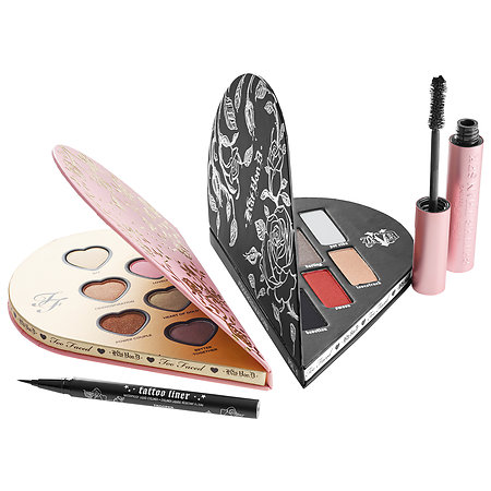Too Faced and Kat Von D Better Together Ultimate Eye Collection by barbies beauty bits