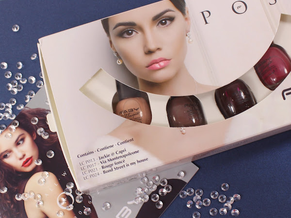 Faby Posh Mini Set Swatches & Review