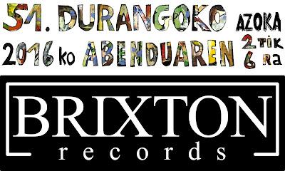 brixton-records-durangoko-azkoka-2016