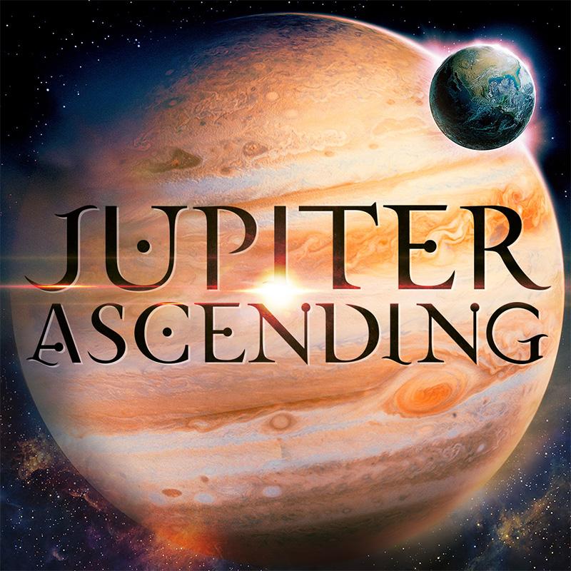 Jupiter Ascending 2015 Amazing Movie Posters