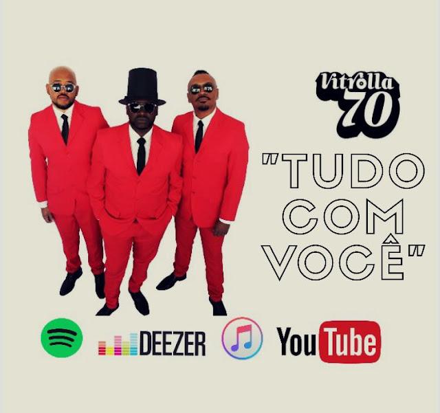 """Vitrolla 70 lança """"Tudo Com Você"""", a segunda música do EP New Tanger."""