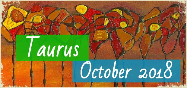 Taurus in October 2018