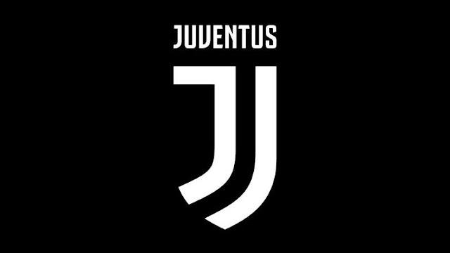 Logo Juventus baru.