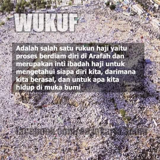 Makna yang Terkandung Dalam Ibadah Haji dan Rukun-rukunnya