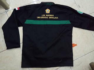 Jaket LDK UNSRI Palembang