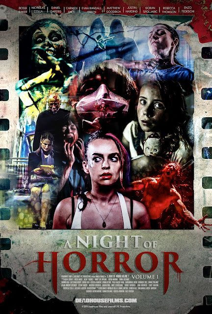 A Night of Horror Volume 1 (2015) ταινιες online seires xrysoi greek subs