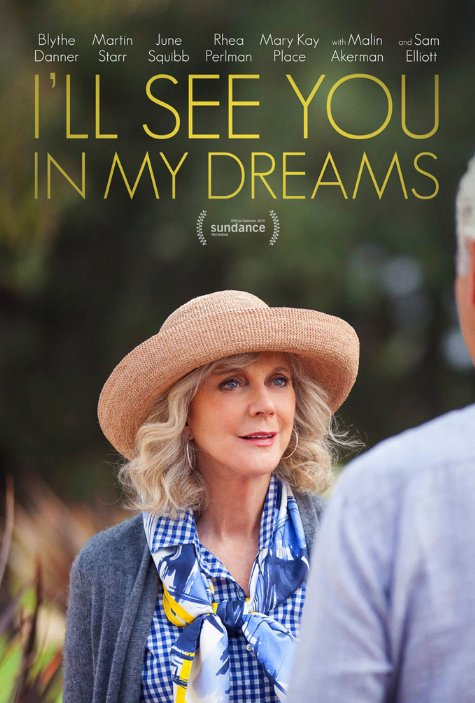 Sinopsis Film I'll See You in My Dreams (2015)