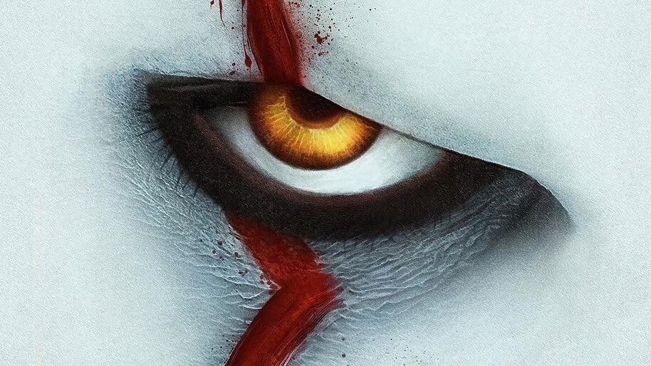 It Chapter 2 Pennywise Eyes 4k Wallpaper 3 846