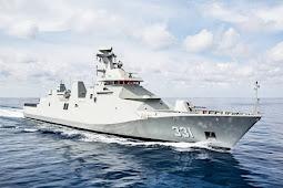 Kemhan Akan Datangkan 8 Kapal Perang Baru untuk TNI AL