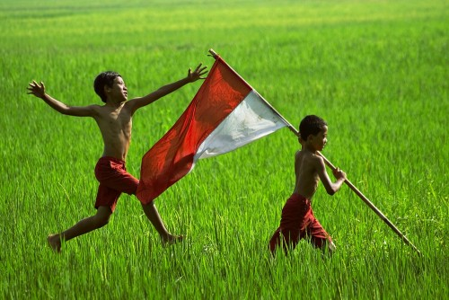 Cinta Merah Putih: 2012