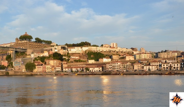 Oporto, vista dalla Ribeira