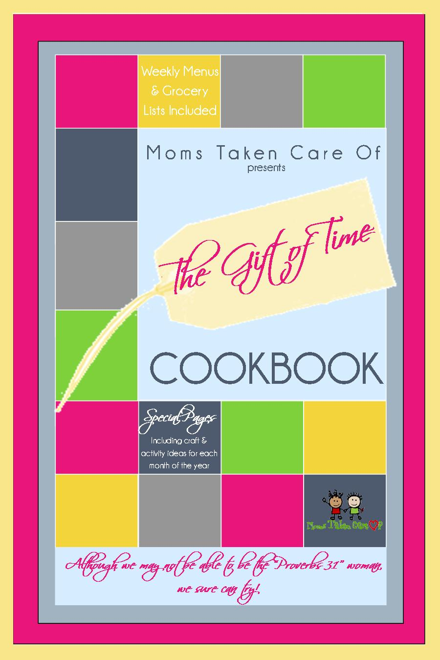 The gallery for recipe book template free download for Cookbook covers template
