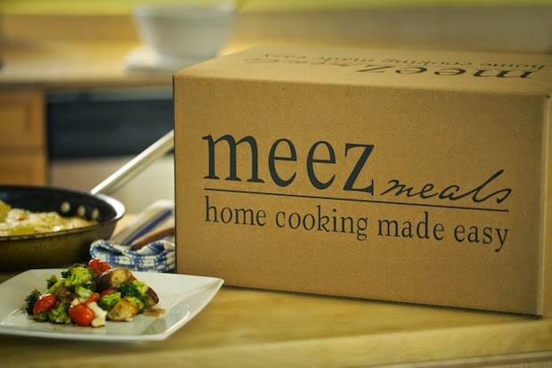 Meez Meals; the New Revolution for Vegetarian Cooking?