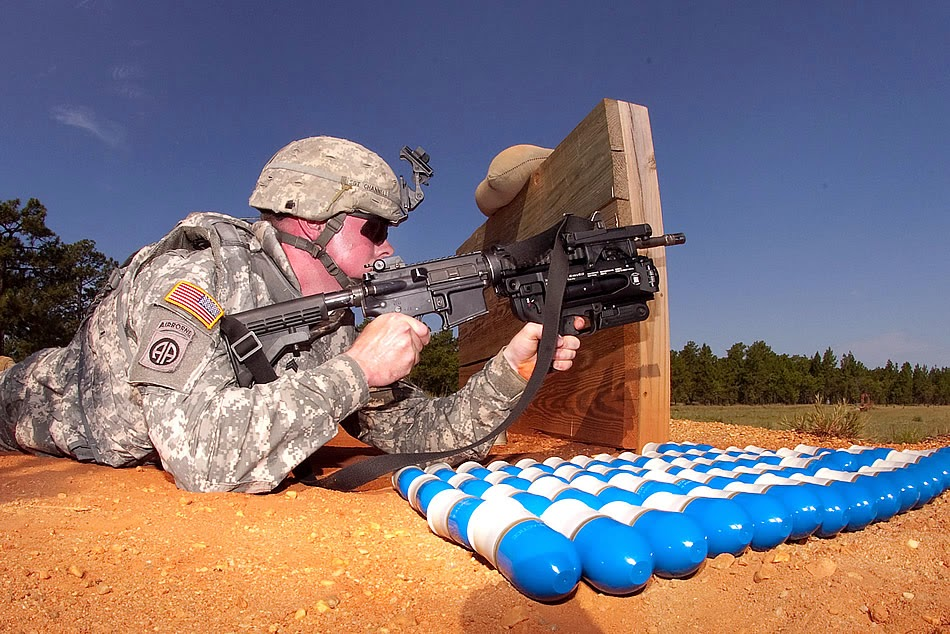 FWS Armory: Grenade Launchers, Rocket Launchers, and RPGs