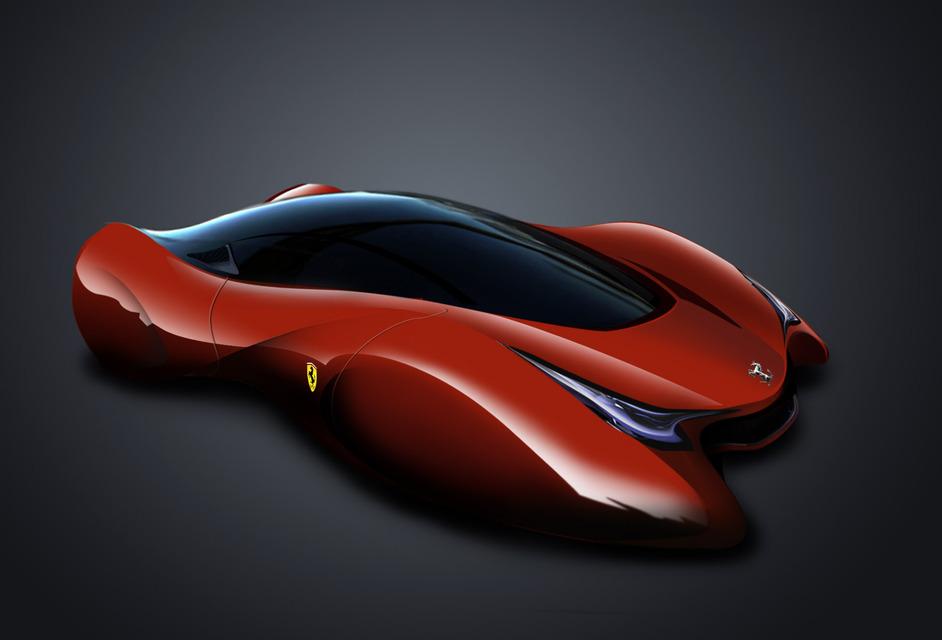 Ferrari 2020 Models