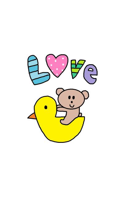 Kumako x duck