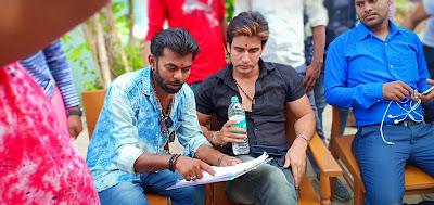 भोजपुरी फिल्म  इश्क न करना की शूटिंग शुरू