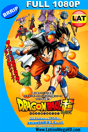 Dragon Ball Super (2015) Capitulos 107 de ??? Latino FULL HD 1080P - 2015
