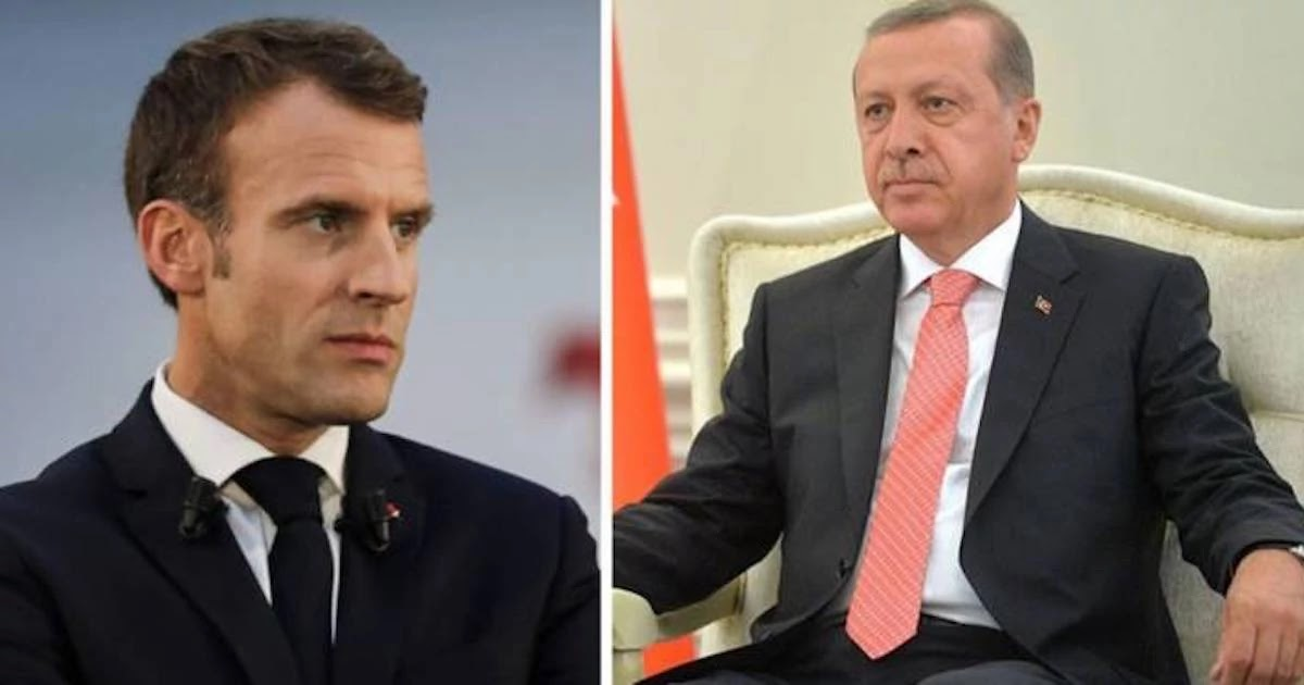 France And Turkey Locked In A War Of Words Over The Libyan Civil War And Alleged Turkish Arms Smuggling