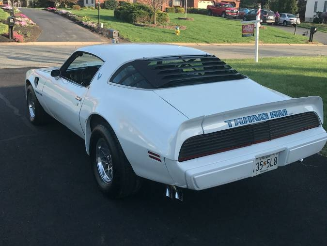 Driver 88 Craigslist Find: 1979 Pontiac Trans Am ~ The Diary of