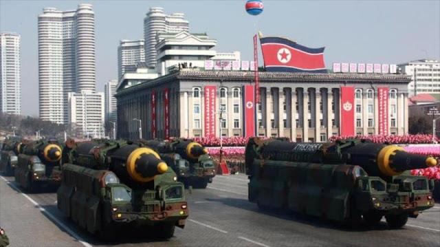 China prohíbe venta a Pyongyang de materiales para armas nucleares