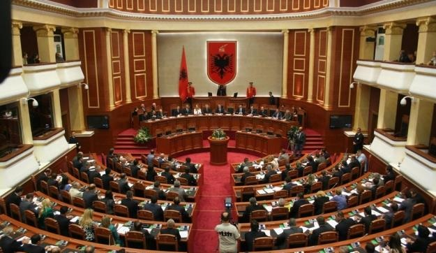 Albanian Assembly resulting from June 25 elections started work