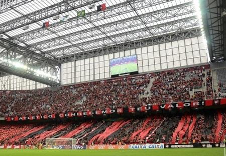 Assistir Santos x Atlético-PR AO VIVO 05/07/2017