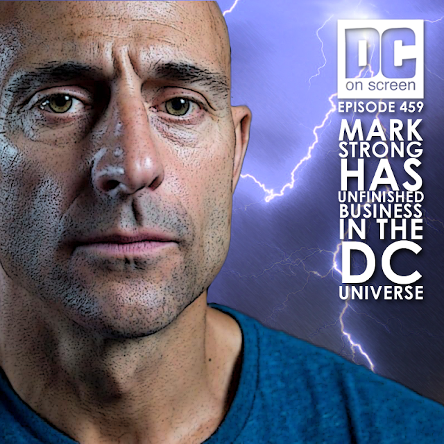 Mark Strong Has Unfinished Business With the DC Universe