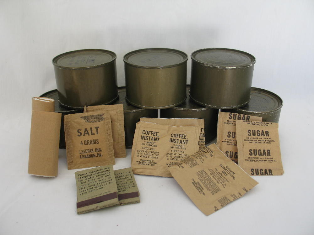 Army Canned Food