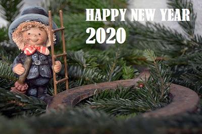 kumpulan Desain Ucapan Selamat Tahun Baru (Happy New Year) 2020