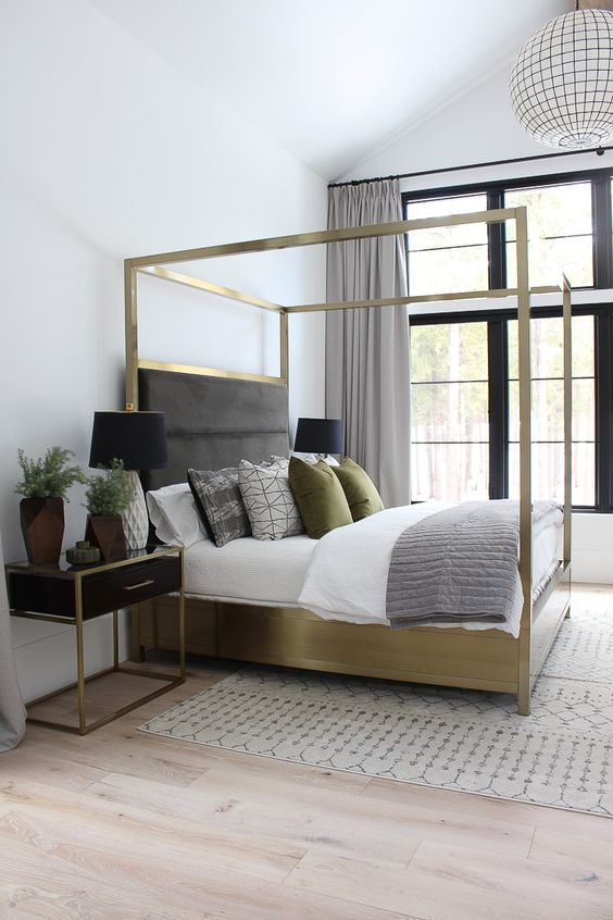 THE FOREST MODERN: MASTER BEDROOM REVEAL