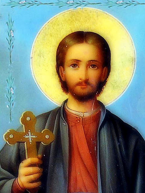 Ο βίος και το  μαρτύριο του Αγίου Αναστασίου του Ναυπλιέως (Αφηγηματική Βιογραφία)