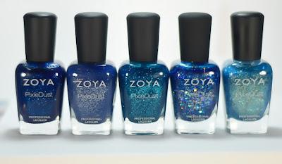 zoya waverly comparisons