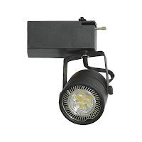 6W MR16 LED軌道投射燈,LED軌道燈(黑)