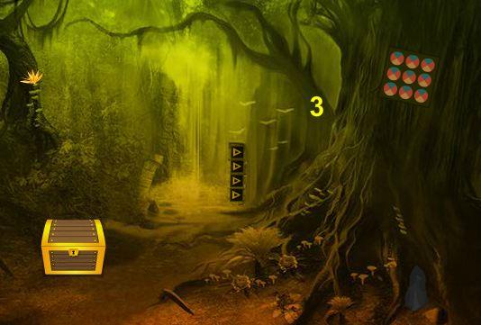 Play Games2Rule Fantasy Jungle Downfall Escape