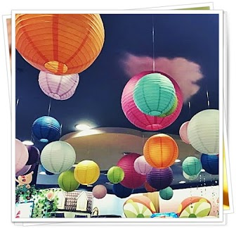 balloon corner: ide dekorasi | grosir balon & perlengkapan