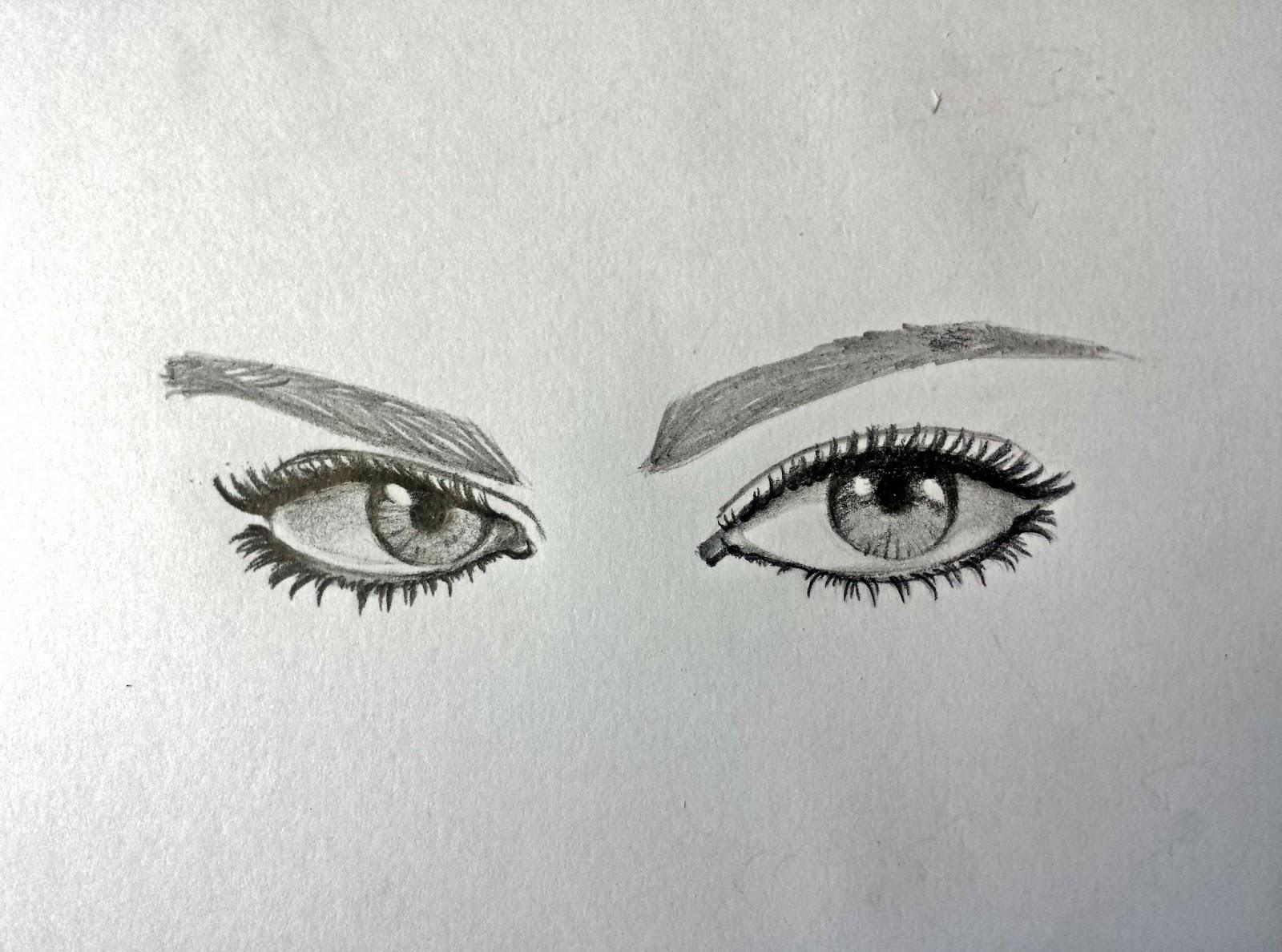 Ojos Para Dibujar A Lapiz. Ojos Para Dibujar A Lapiz