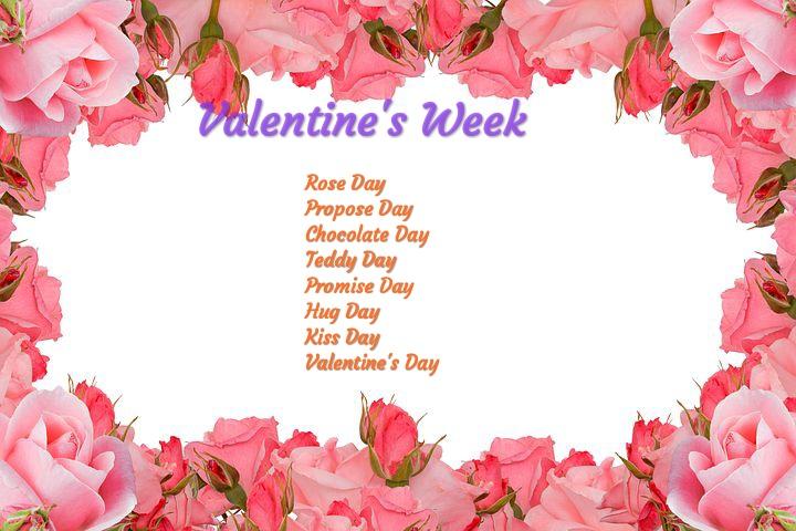 Why celebrate Valentine's Day.