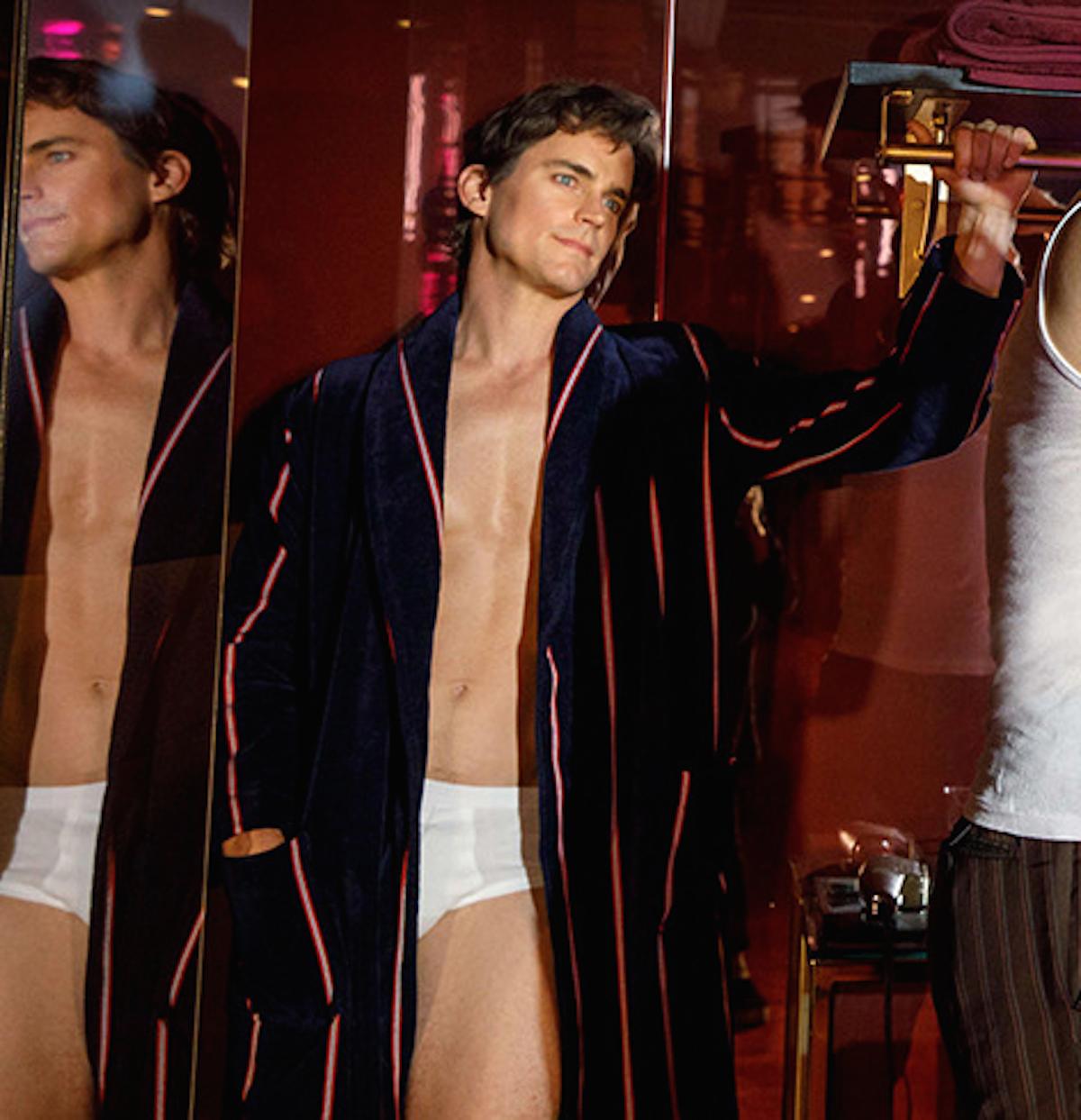 Matthew bomer nude Nude Photos 53