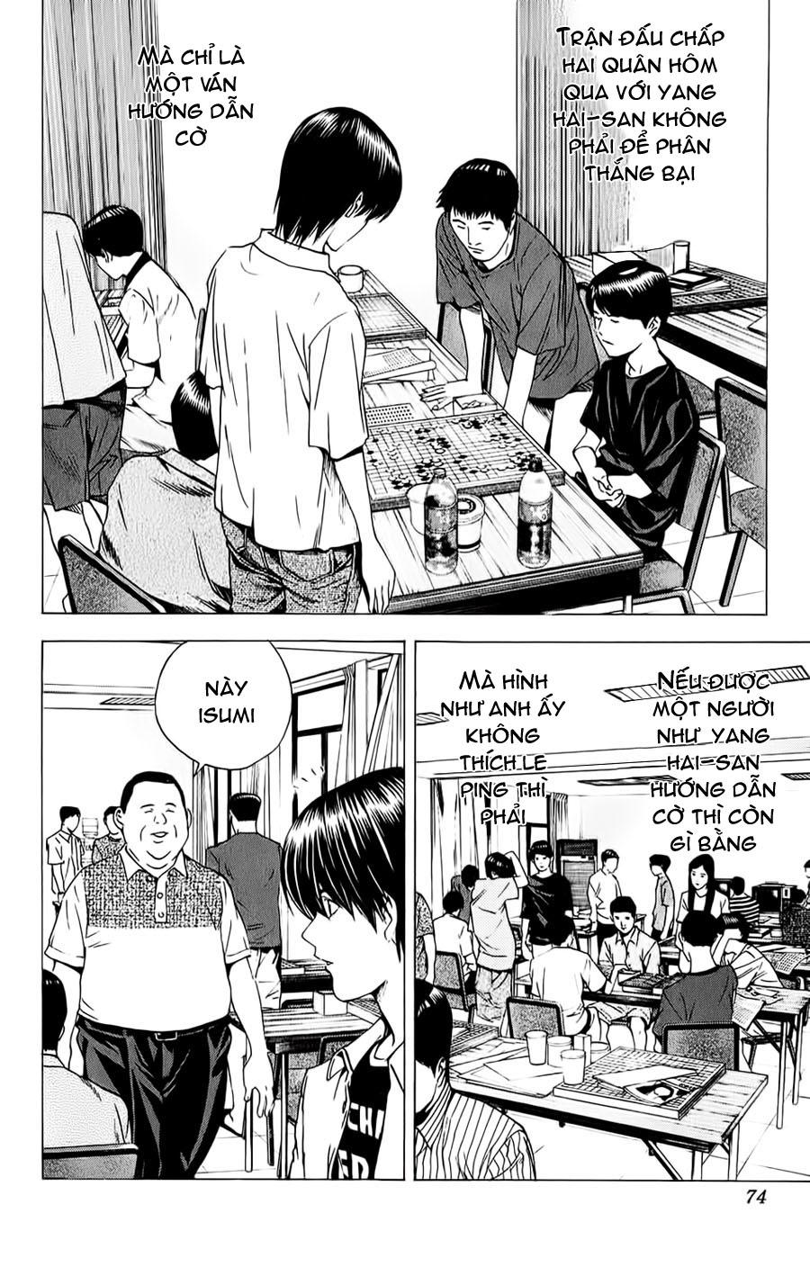 Hikaru No Go hikaru no go chap 134 trang 5