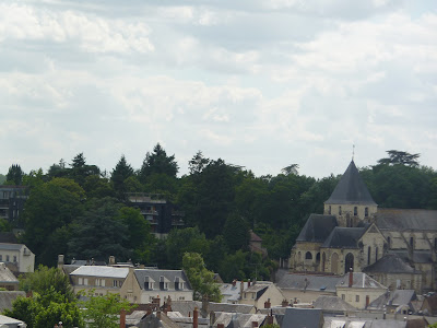 Amboise, panorama