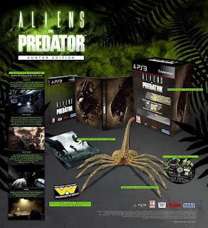 aliens versus predator edition collector