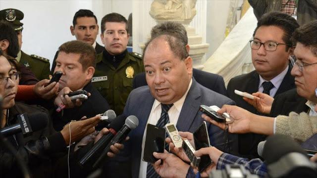 Bolivia rechaza el informe de EEUU sobre narcotráfico