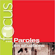Ma bibliothèque de FLE: Paroles en situations (2015)